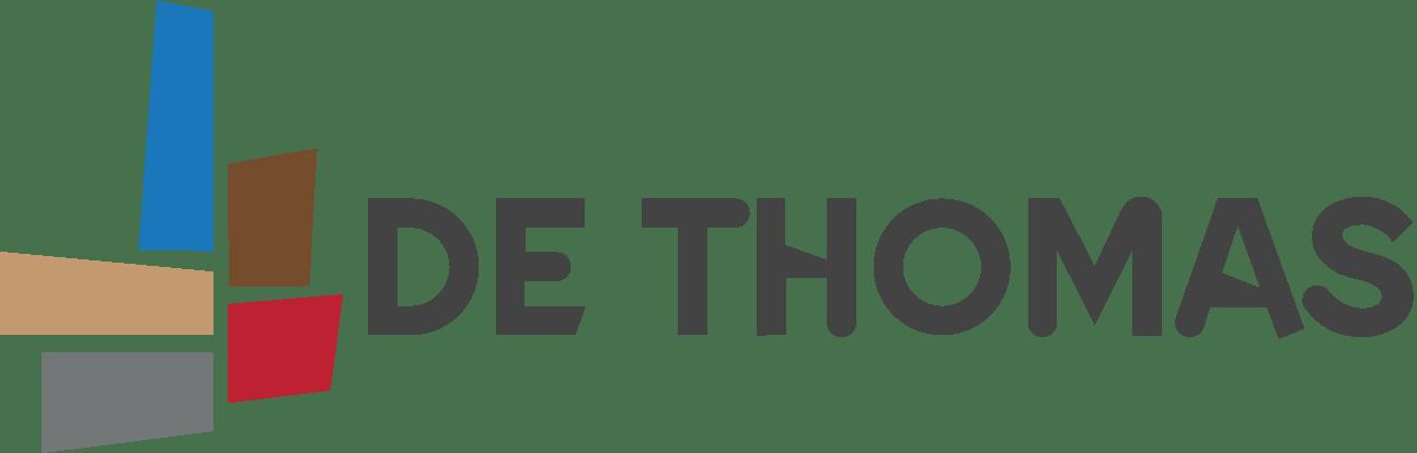 Logo de thomas met naam