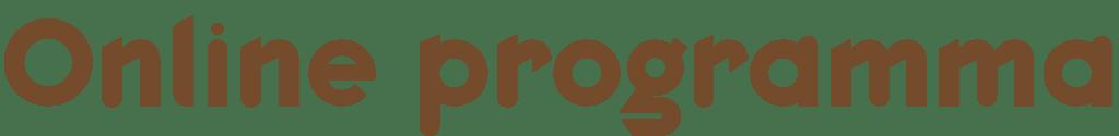 titel online programma